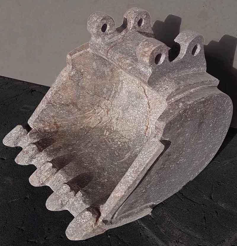 Cassone in pietra di Pietracrea